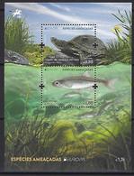 PORTUGAL Mainland - EUROPA 2021 - Endangered National Wildlife Critical Meetings - Souvenir Sheet - Other