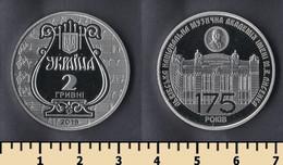 Ukraine 2 Hryvni 2019 - Ukraine