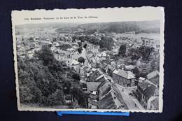 Y/O-29 / Namur  Rochefort - Panorama Vu Du Haut De La Tour Du Chateau / Circule - Rochefort