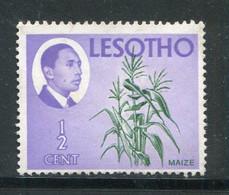 LESOTHO- Y&T N°131- Neuf Sans Gomme - Lesotho (1966-...)