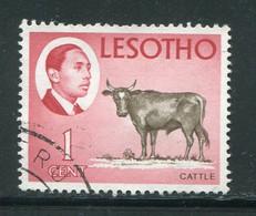 LESOTHO- Y&T N°132- Oblitéré - Lesotho (1966-...)
