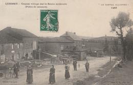15  LOUBINET  Route Nationale De Clermont   LE POSTE DE SECOURS - Otros Municipios