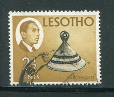 LESOTHO- Y&T N°134- Oblitéré - Lesotho (1966-...)