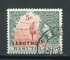 LESOTHO- Y&T N°111- Oblitéré - Lesotho (1966-...)