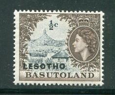LESOTHO- Y&T N°107- Neuf Sans Charnière ** - Lesotho (1966-...)