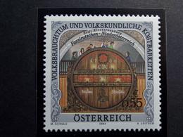 Österreich - Austriche - Austria - 2004 - N° 2483  Postfrisch -  MNH  - Volksbrauchtum Und Volkskundliche Kostbarkeiten - 2001-10 Nuevos & Fijasellos