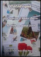 Catalogue Buzin /  Buzin Catalogus / Buzin Katalog - 1984-->2018 - éd 2018 - 214 Pages / Pagina's / Seiten - 950Gr - Belgium