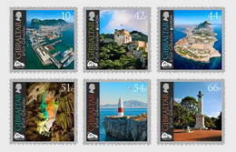 Gibraltar 2012 Set - Europa 2012 (Mint) - Gibraltar