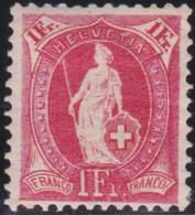 Suisse    .   Y&T     .   98  (2 Scans)     .   *   .     Neuf Avec Gomme   .   /    .   Ungebraucht Mit Gummi - Nuovi