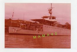 PHOTO - NAVIRE - CROISEUR DE LA MARINE PERUVIENNE - Boats