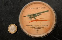 Ancienne Coupelle Sous-bock J-Magazine : RYAN Spirit Of St Louis LINDBERGH 1934 - Autres