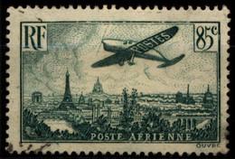 France 1936 Mi 305 Aircraft Over Paris - Non Classificati