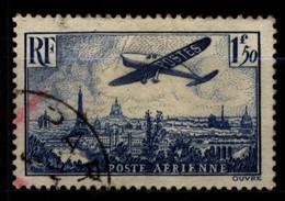 France 1936 Mi 306 Aircraft Over Paris - Non Classificati