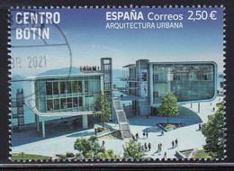 2021-ED. 5476 SERIE COMPLETA - Arquitectura Urbana. Centro Botín - USADO - 2011-... Used