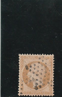 ///    FRANCE  ///   Napoléon III 10 Cts Bistre - étoile Muette - 1862 Napoleon III