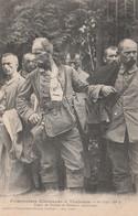 CPA (31) TOULOUSE Guerre 14 Prisonniers Allemands Type De Saxon Et Bavarois Réserviste  2 Scans - Toulouse