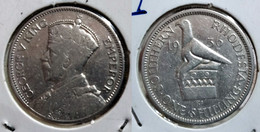 SOUTHERN RHODESIA 1 SHILLING 1936 Km# 3 (G#05-31) - Rhodesia