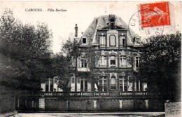 CABOURG  VILLA BERTHIER - Cabourg