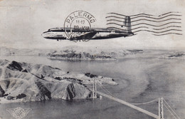 Aviazione - Compagnie Aeree  - Transocean Air Lines  - F. Piccolo - Viagg - Bella - Otros