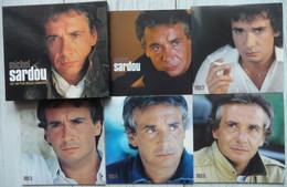 Coffret 5 Cds Michel Sardou Les 100 Plus Belles Chansons 2006 - Compilations
