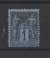 FRANCE. YT   N° 83  Oblitération   1877 - 1876-1898 Sage (Tipo II)