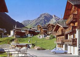 Simca 1100,Opel Ascona A,Manta A,VW 1500,Village De Grimentz,Val D'Anniviers, Gelaufen - Turismo