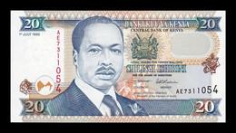 Kenia Kenya 20 Shillings 1995 Pick 32 SC UNC - Kenya