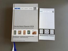 MICHEL Deutschland Spezial 2018 Band 2 Ab 1945 Gebraucht - Germany