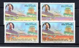 T1-5 Bahrein N° 457 à 460 **  A Saisir !!! - Bahrain (1965-...)