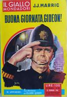 IL GIALLO MONADDORI 1961 N°624 J.J MARRIC- SC.33 - Gialli, Polizieschi E Thriller