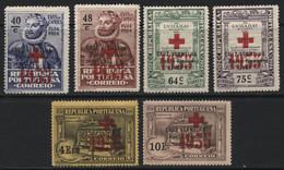 "Portugal (11) 1935 ""Porte Franco"" (Free Postage) Overprints. Mint. - Unclassified"