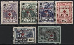 "Portugal (12) 1931 ""Porte Franco"" (Free Postage) Overprints. Mint. - Unclassified"