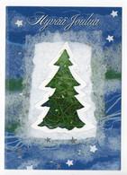MODERN POSTCARD - UNICEF - POSTAL STATIONERY - FINLAND - CHRISTMAS - CHRISTMAS TREE - USED  2007 - Unclassified