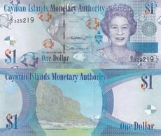 Cayman Islands - 1 Dollar 2018 UNC Serie D/7 Lemberg-Zp - Cayman Islands