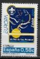 Espagne 2007 N° 3920 Neufs Europa Scoutisme - 2007