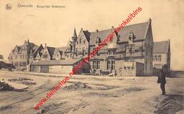 Burgerlijke Godshuizen - Diksmuide - Diksmuide