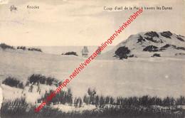 Coup D'œil De La Mer à Travers Les Dunes - Knokke - Knokke