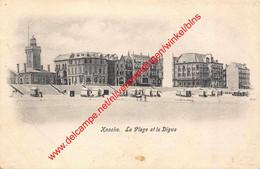 La Plage  Et La Digue - Knokke - Knokke
