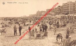 L'Heure Des Bains - Knokke - Knokke