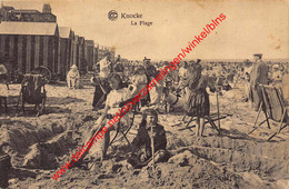 La Plage - Knokke - Knokke
