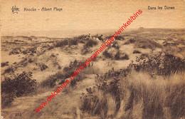 Albert-Plage - Dans Les Dunes - Knokke - Knokke