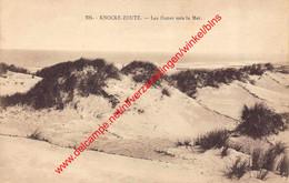 Les Dunes Vers La Mer - Knokke - Knokke
