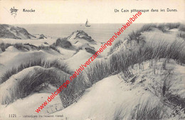 Un Coin Pittoresque Dans Les Dunes - Knokke - Knokke