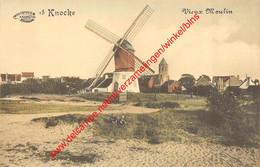 Vieux Moulin Du Zoute - Oude Molen Van De Zoute - Knokke - Knokke