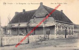 La Guinguette La Renommée Chez Les Enfants Siska - Knokke - Knokke