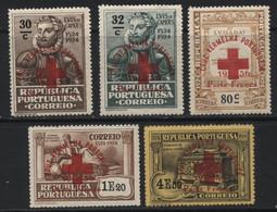 "Portugal (15) 1936 ""Porte Franco"" (Free Postage) Overprints. Mint. - Unclassified"