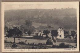 CPA 42 - CHAZELLES-sur-LYON - Hôtel De La Coise - TB PLAN Etablissement + Automobiles - Sonstige Gemeinden
