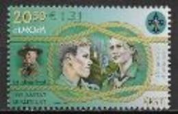 Estonie 2007 N° 544 Neufs Europa Scoutisme - 2007