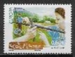 France 2007 N° 4049 Neufs Europa Scoutisme - 2007