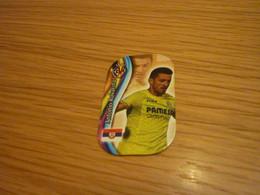 Antonio Rukavina Villarreal Spanish Football Soccer Europes Champions 2017 Greek Metal Tag - Other